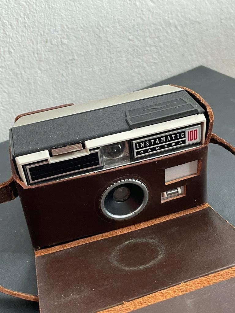 KODAK -INSTAMATIC -Vintage analog- od złotówki BCM