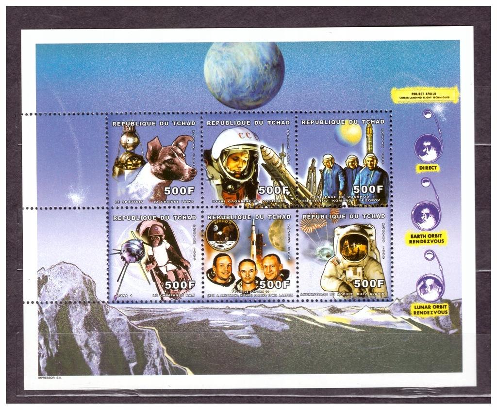 Mi Ark.1981-1986**- Czad - Kosmos - 1999 r