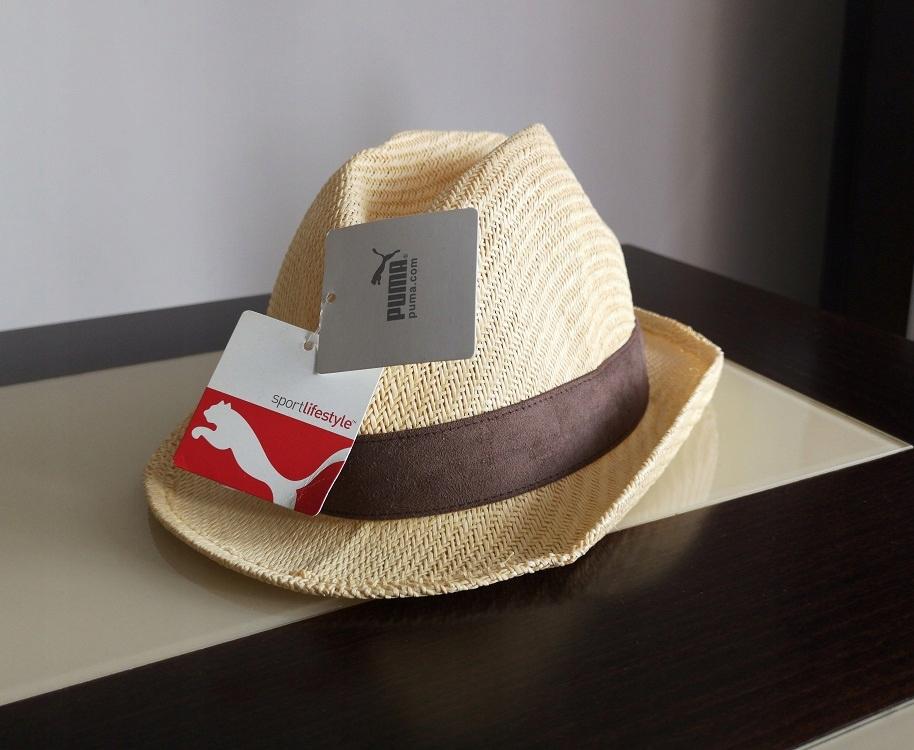 puma kapelusz słomkowy męski S/M