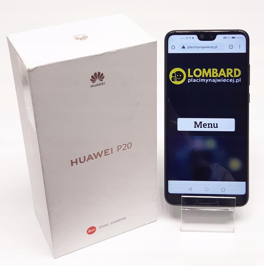 Huawei P20 4GB/128GB dual sim OKAZJA A