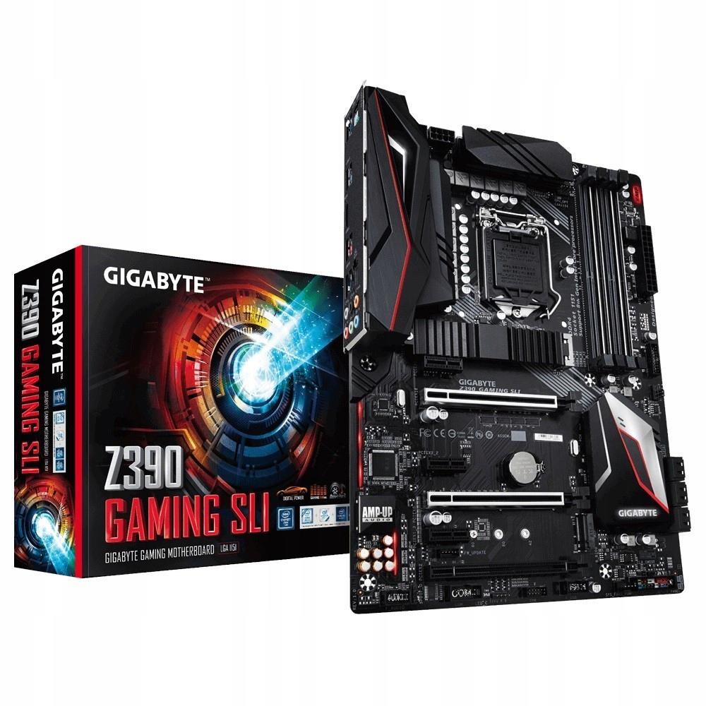 Płyta główna Z390 GAMING SLI s1151 4DDR4 HDMI M