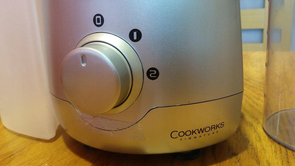 Sokowirówka elektryczna Cookworks KP60PD 7829567560