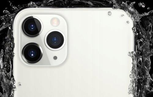 iPhone 11 PRO MAX 512GB SILVER z PL GW W-wa 6900zł