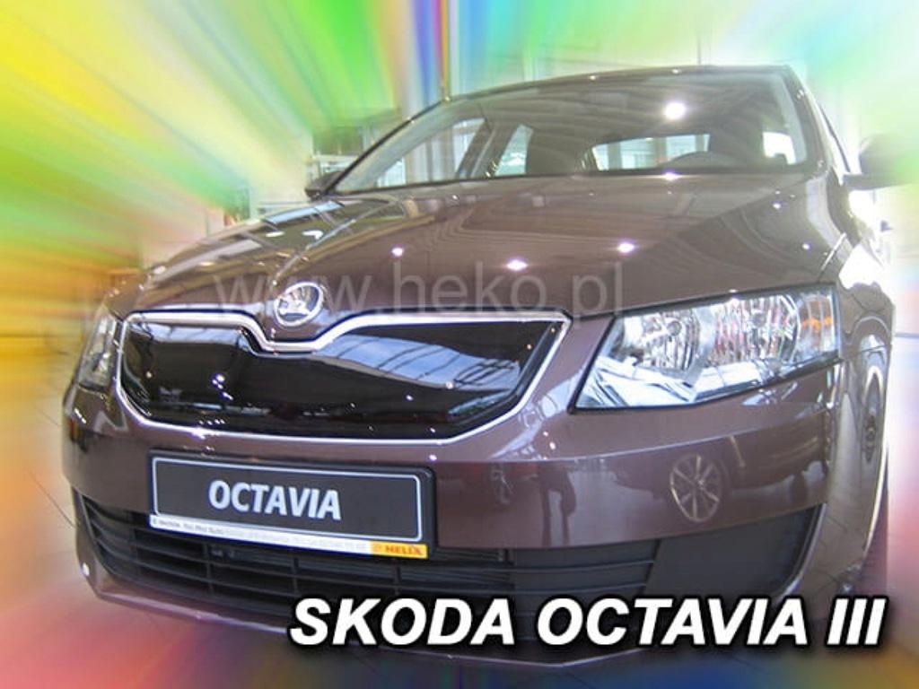 OSŁONA ZIMOWA HEKO SKODA OCTAVIA III 2013-16