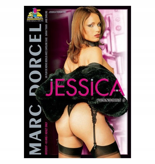 DVD Marc Dorcel - Pornochic 08: Jessica