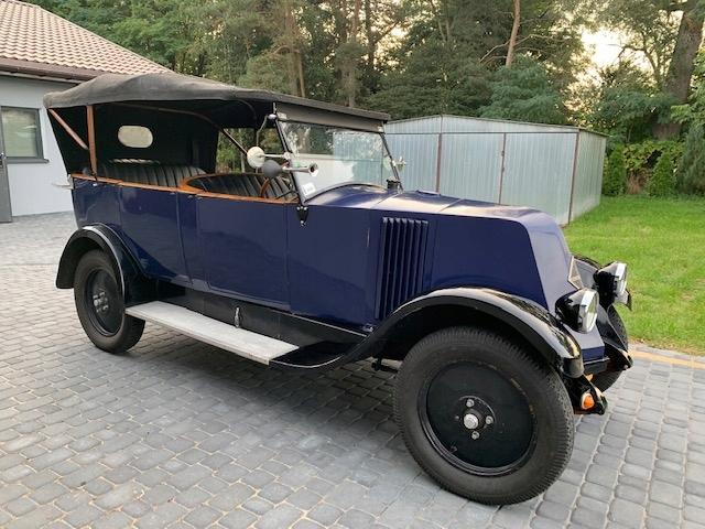 Renault NN 6CV 1927r Torpedo