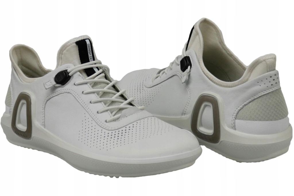 Ecco Buty damskie Intrinsic 3 białe r. 40 (83955301007) w