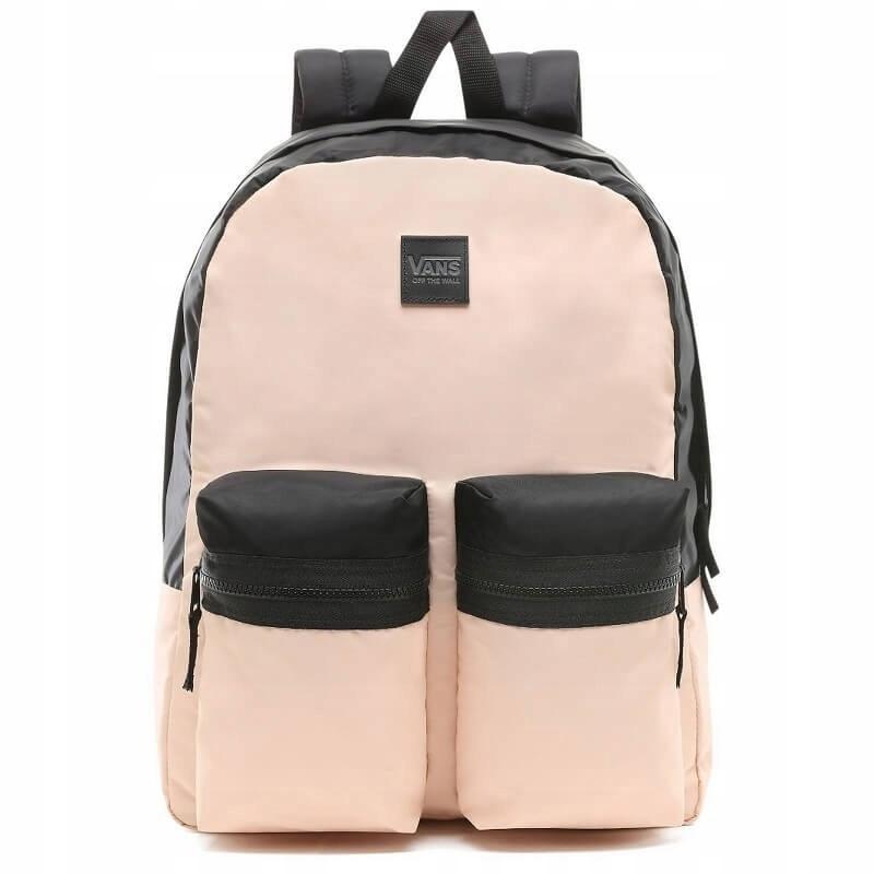 Plecak VANS DOUBLE DOWN dasmki różowy VN0A3NG3UWA1