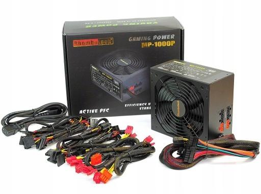 Naprawa zasilaczy ATX do koparek o mocy do 1200W