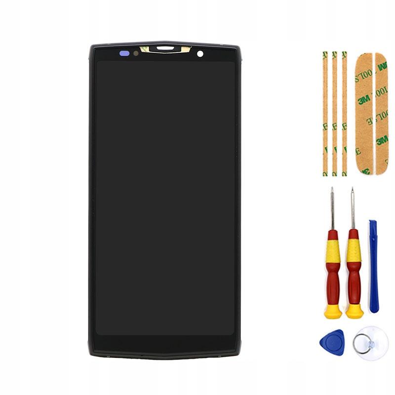 Wyświetlacz LCD dotykowym dla Doogee BL9000