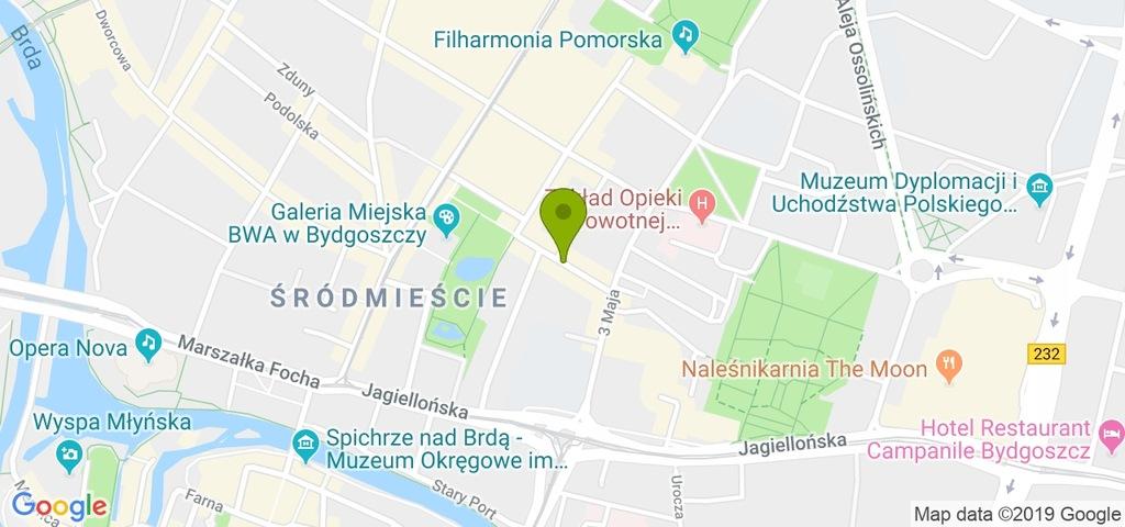 Na wynajem Bydgoszcz, Bocianowo-Śródmieście-Stare
