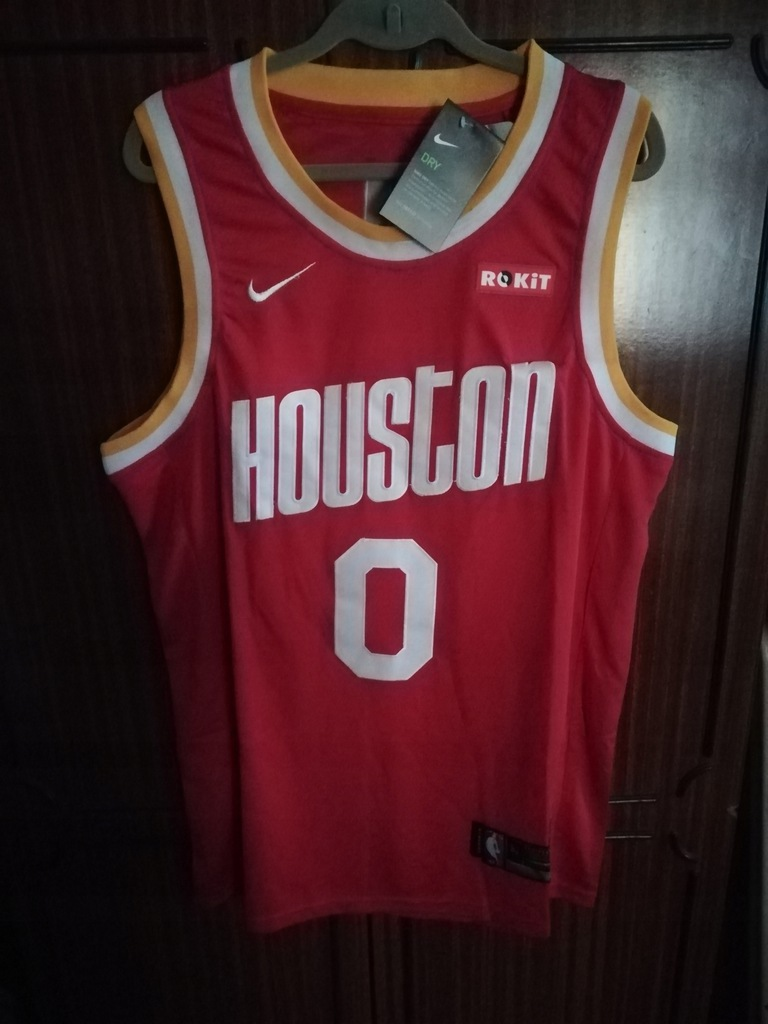 HOUSTON ROCKETS Russell WESTBROOK Koszulka NBA L