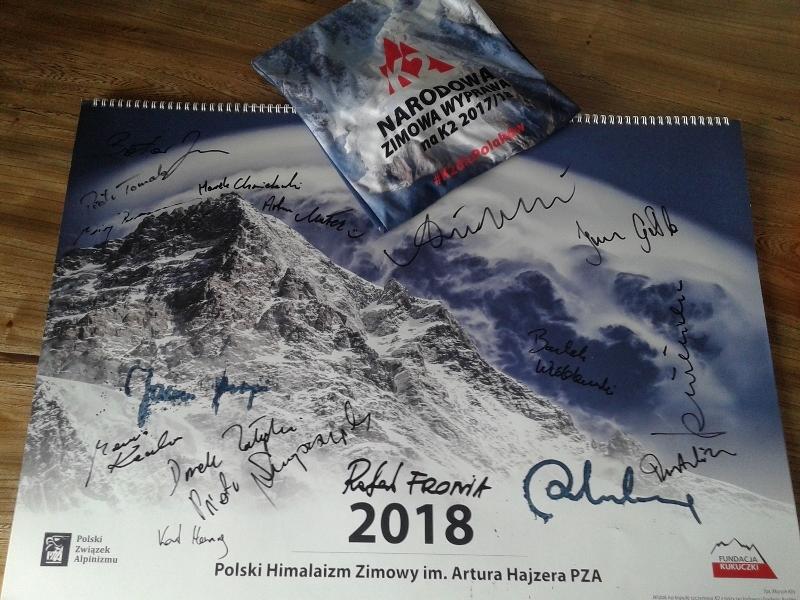 K2 dla Polaków - kalendarz i buff