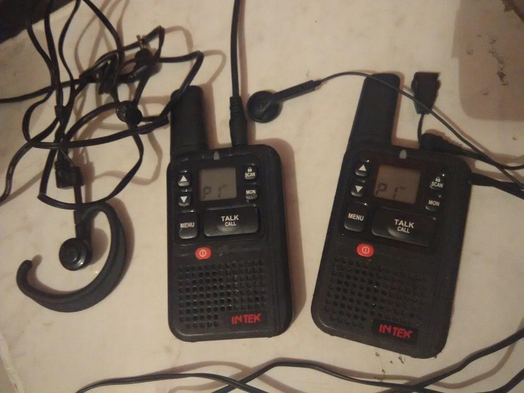 Radia PMR Intek SL-02 ( zasięg 12km) BCM !!!