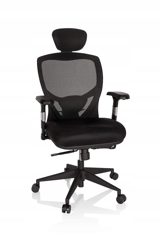 Fotel obrotowy HJH Office czarny