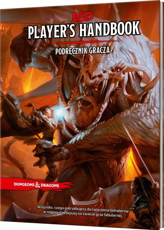 Rebel Dungeons&Dragons: Podręcznik Gracza