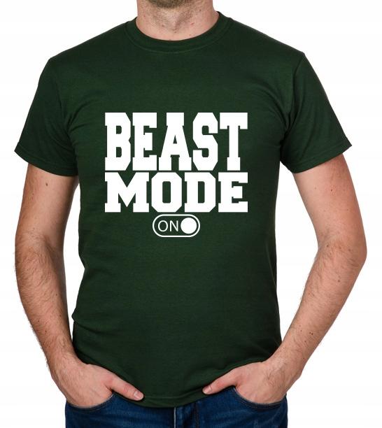 koszulka BEAST MODE prezent