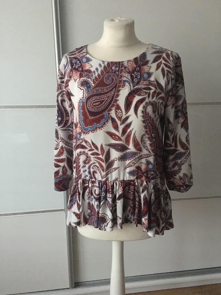 Paczka ubrań, roz. M/L, sukienki, płaszcze, bluzki