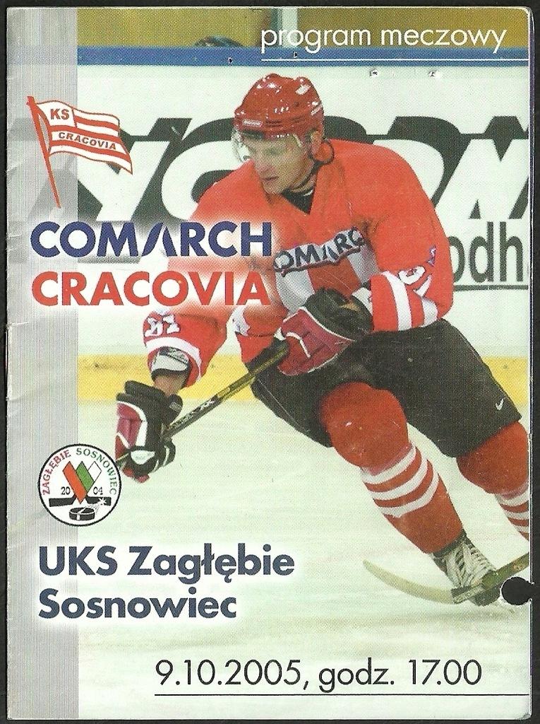 Cracovia Kraków - UKS Zagłębie Sosnowiec 9.10.05