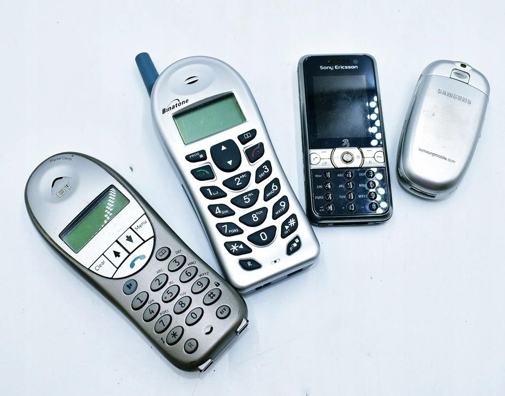 5912-8 ...SONY ERICSSON SAMSUNG.. p#s TELEFONY MIX