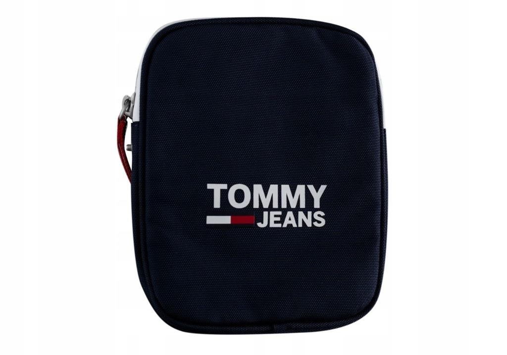 TOMMY HILFIGER torba listonoszka reporterka CITY