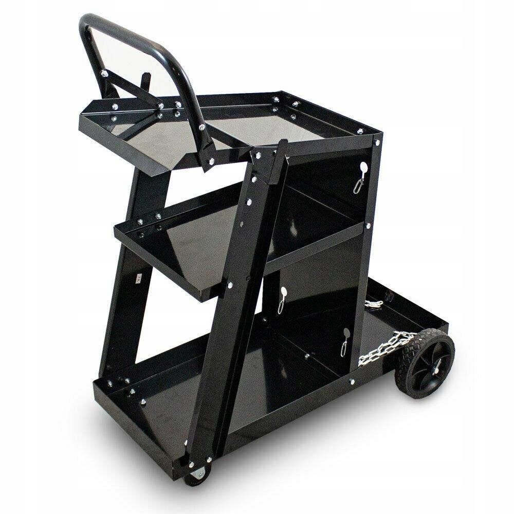 Mobilny wózek spawalniczy warsztatowy