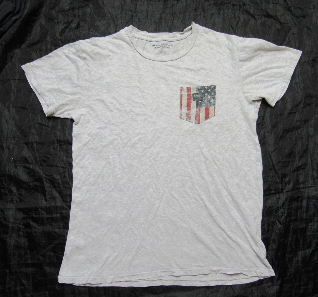 Ralph Lauren Clothing/ EXTRA ORYGINAL T SHIRT/ M