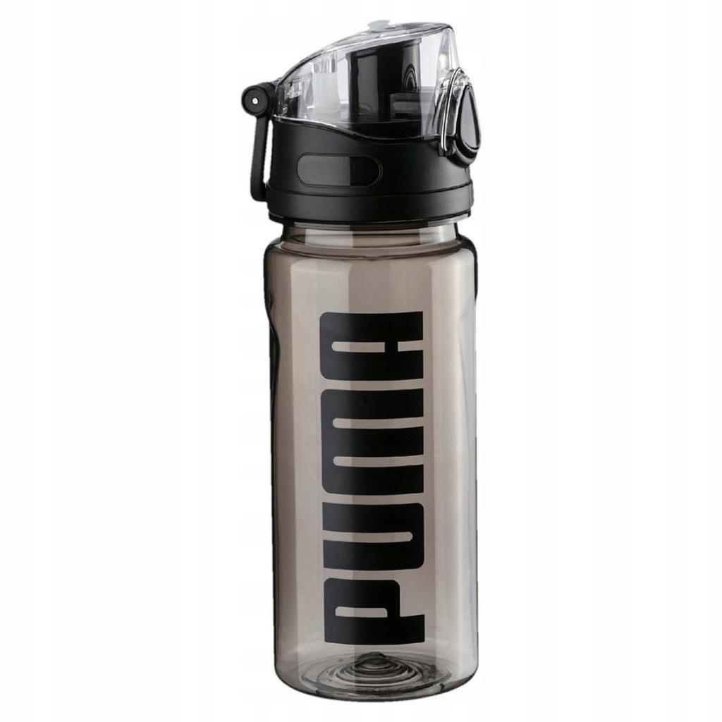 BIDON NA WODĘ PUMA BPA FREE 600 ML BLACK P2