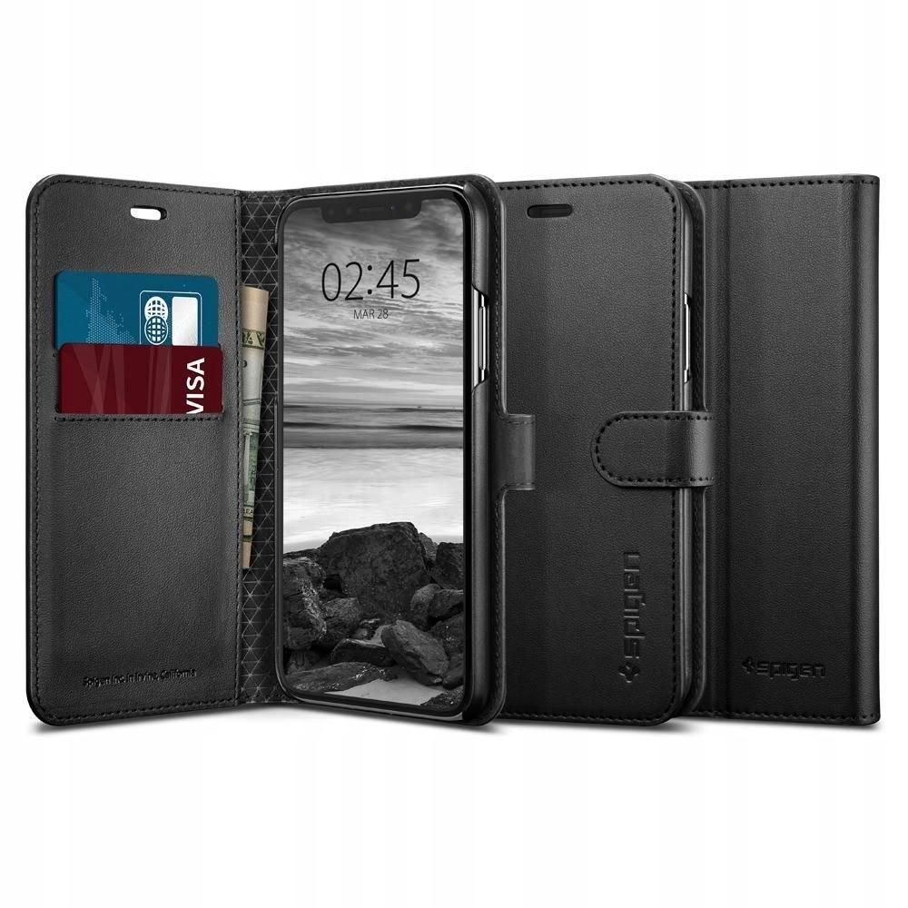 Etui Spigen Wallet S Iphone Xs Max Black