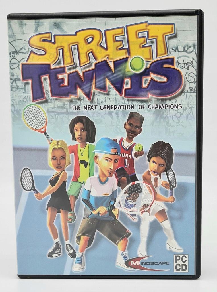 Street Tennis PC