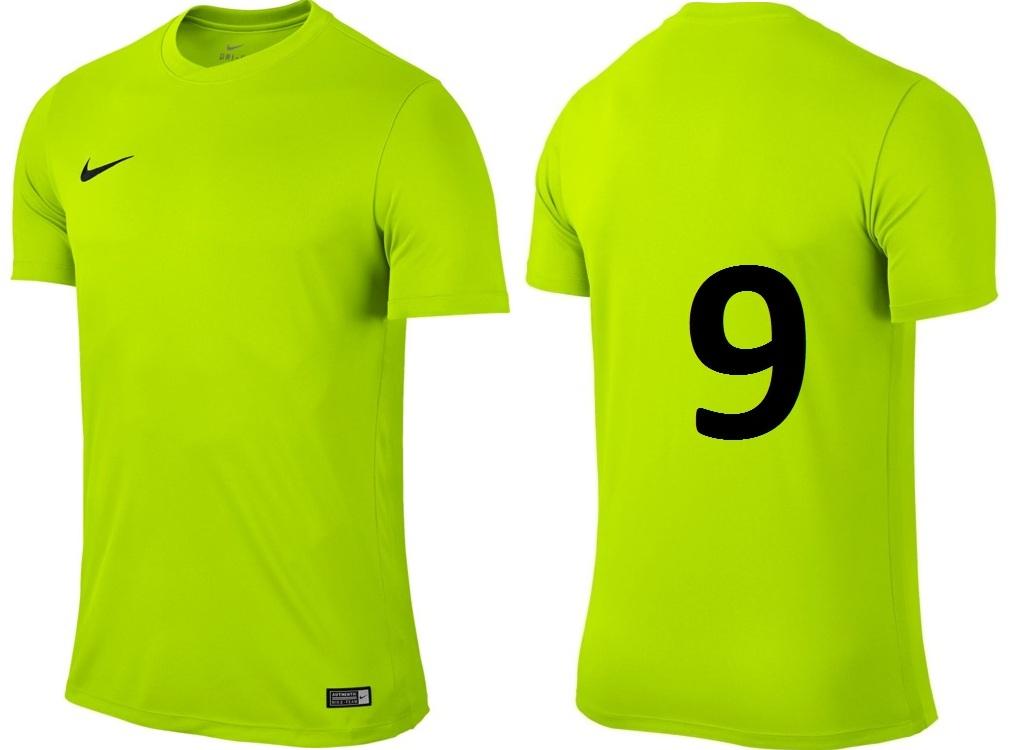 Nike koszulki piłkarskie z WŁASNYM NADRUKIEM M