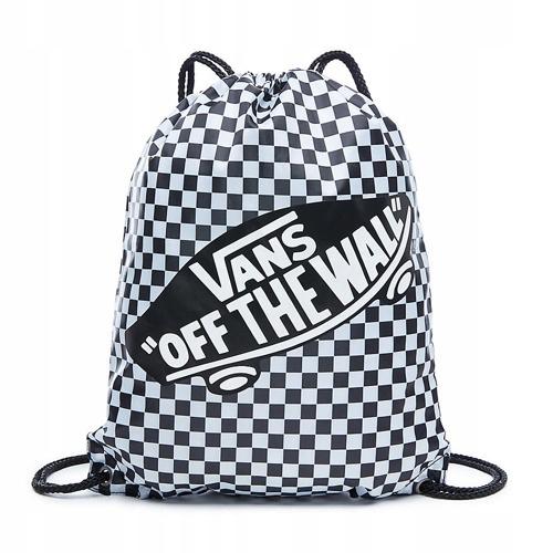 Worek Torba w kratkę VANS Benched Bag VN000SUF56M1