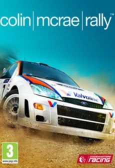 Colin McRae Rally - KOD STEAM