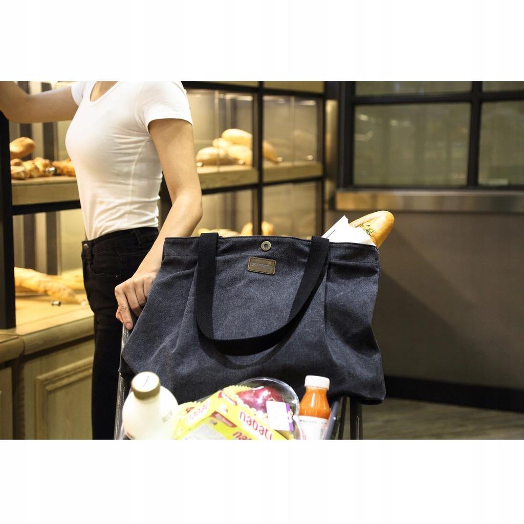 Torba, torebka SMRITI do pracy, szkoły i na zakupy