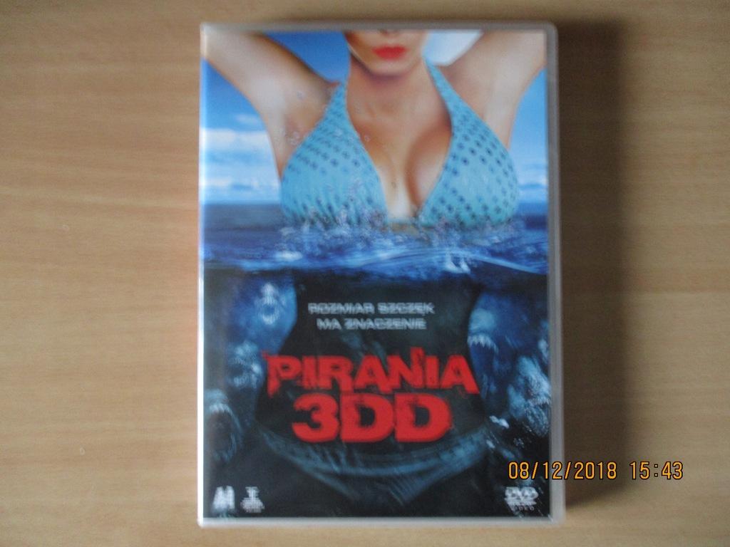 PIRANIA 3DD - HIT !!! David Hsselhoff