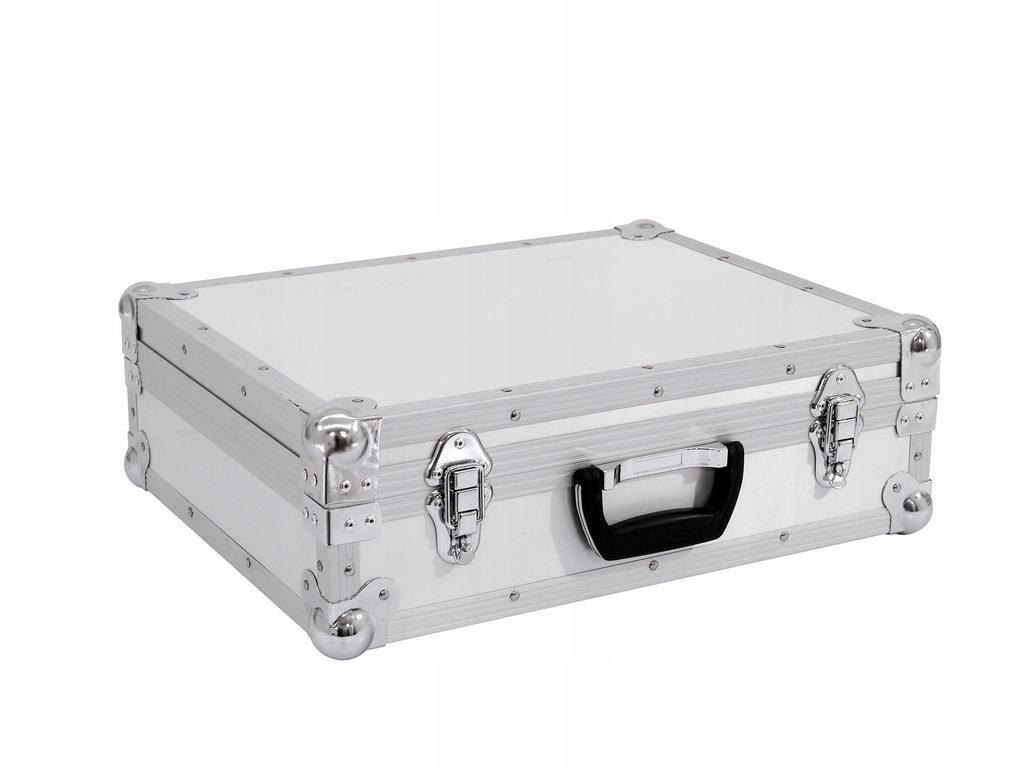 ROADINGER kufer uniwersalny Case FOAM GR-1 srebrny