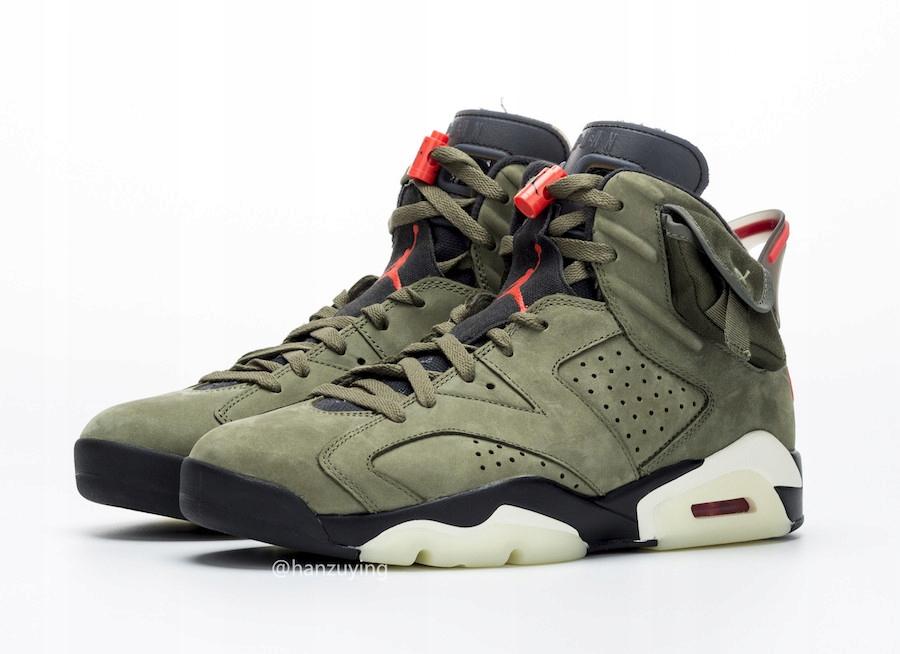 Buty Męskie Travis Scott X Nike Air Jordan 4