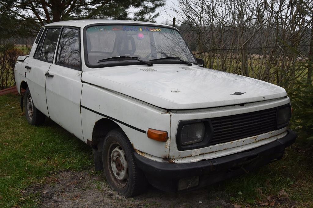Wartburg 353 1984r
