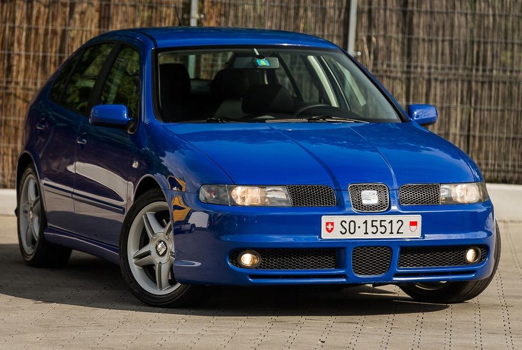 Seat Leon Top Sport 1 8t 180km Alu17 8456966480 Oficjalne Archiwum Allegro