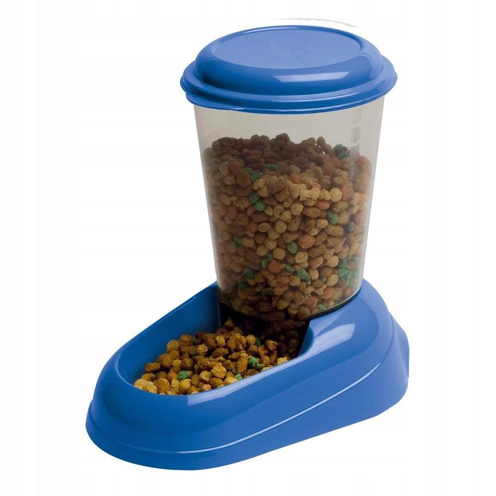 Podajnik karmy dla psa i kota 3 litry Ferplast