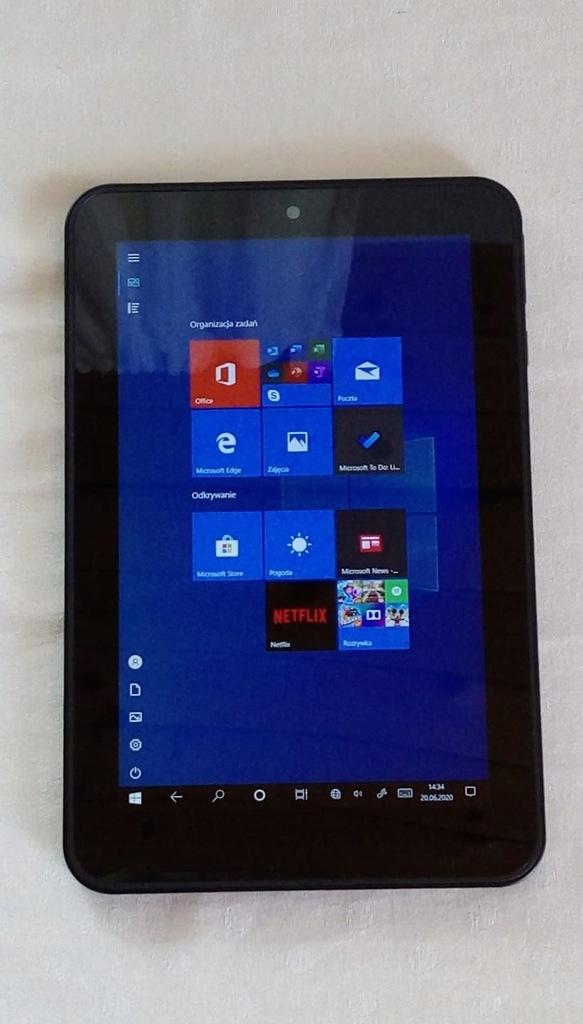 Tablet HP Pro 408 G1 czarny