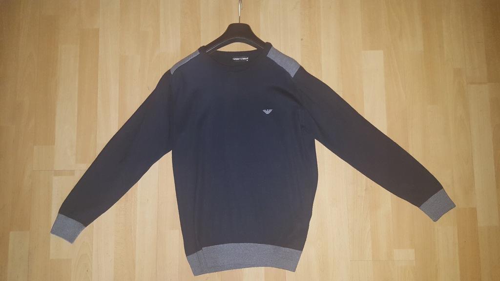 Emporio Armani Sweter bluza M