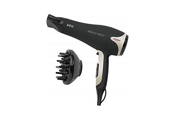 AEG HTD 5595 - suszarka do włosów