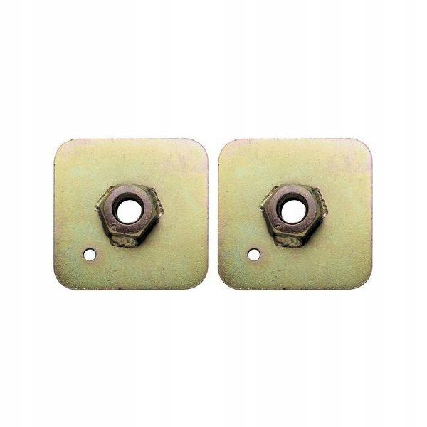 Plate for Eyebolts Sabelt Eye-Bolt 65 x 65 x 3 mm