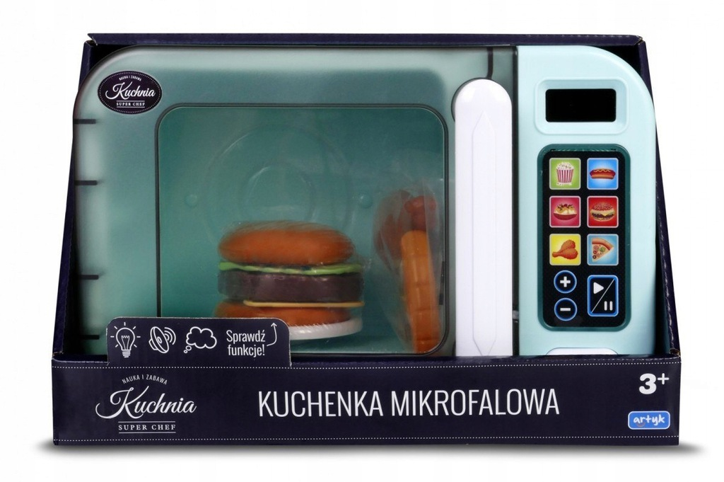 Kuchenka mikrofalowa Natalia