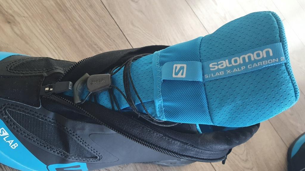 BUTY SALOMON S LAB X ALP CARBON 2 GTX 393410