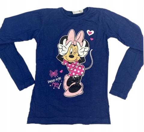 Koszulka Dziewczęca Disney rozm.134