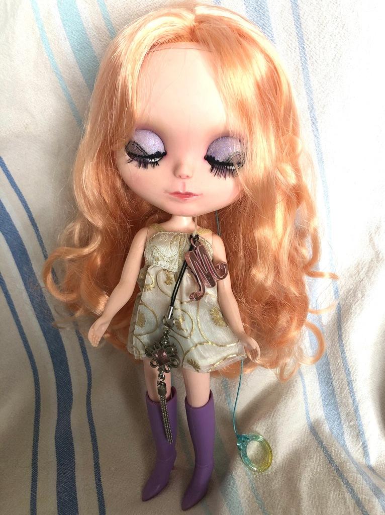 Lalka z kolekcji, Blythe Factory wielkość Barbie