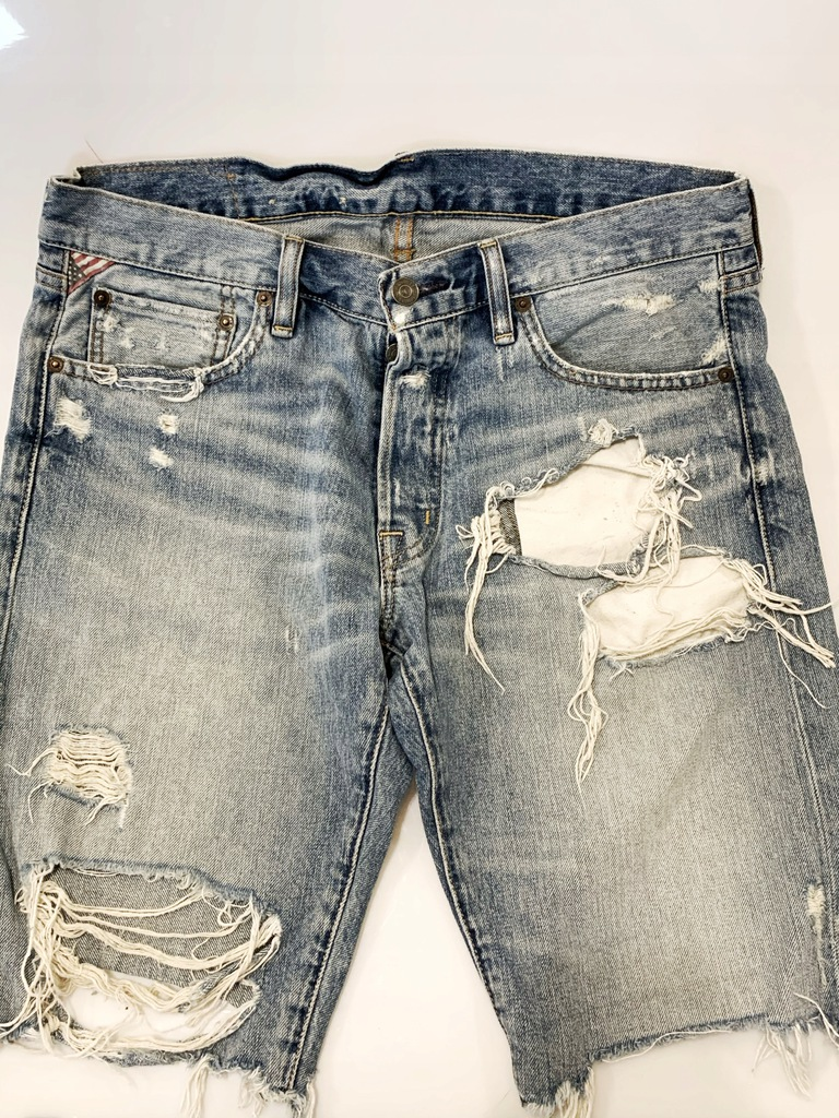 RALPH LAUREN DENIM&SUPPLY SPODENKI SHORTY 33