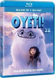O YETI > TYLKO płyta 3D !!!